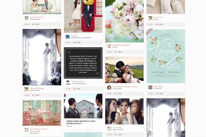 Indonesian startup Bridestory has its sights set on tapping into the huge Asia-Pacific wedding services market