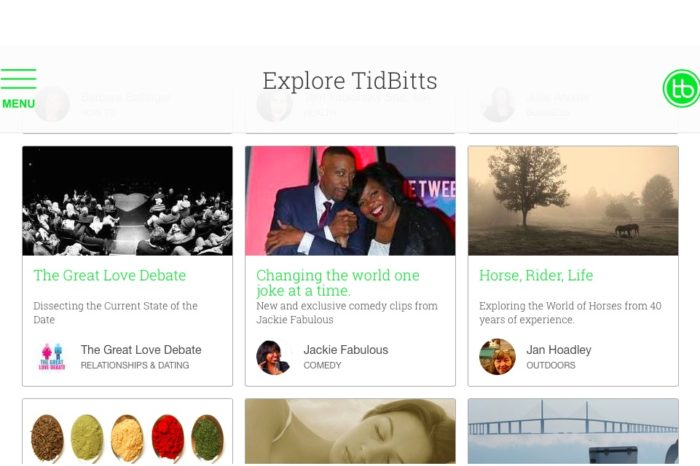 TidBitts has built a platform that gives exclusive 'bite-sized' content to consumers, and a new revenue stream to publishers