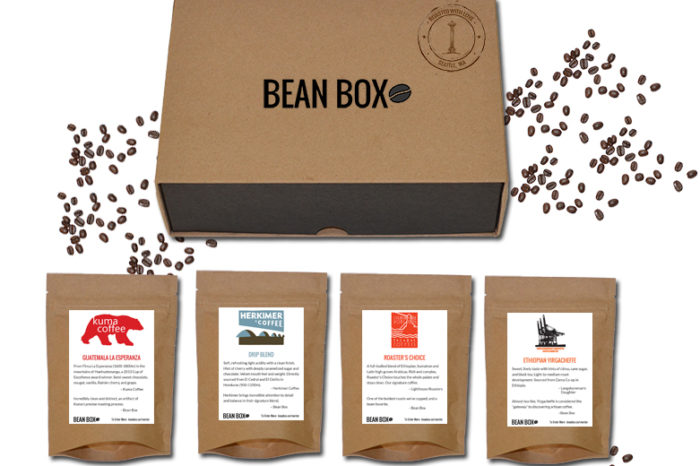Seattle-based Bean Box wants to make sure you never drink stale coffee again
