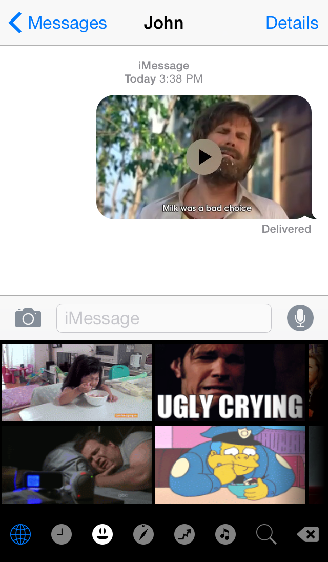 Riffsy-GIF-Keyboard-Screenshots_video-sent