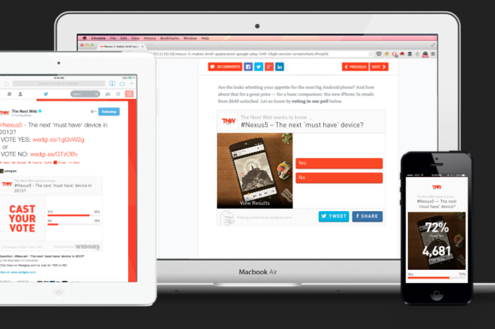 Wedgies wants to make customer surveys easier by tapping into social media