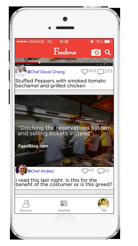 FeedMe mobilescreen2