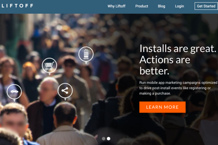 With a focus on mobile engagement, Liftoff's app marketing platform goes beyond simple user acquisition