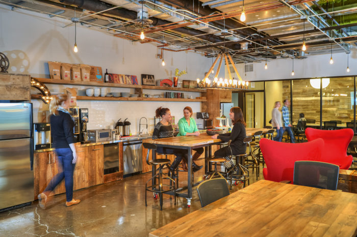 Featured Startup Pitch: Assemble Shared Office is a co-working space designed around the idea of building professional communities