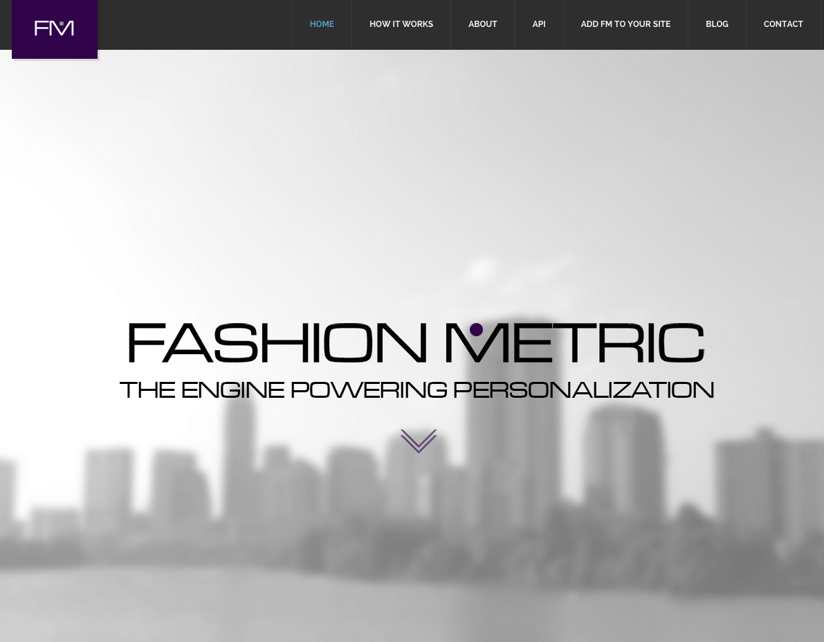 FashionMetric screenshot
