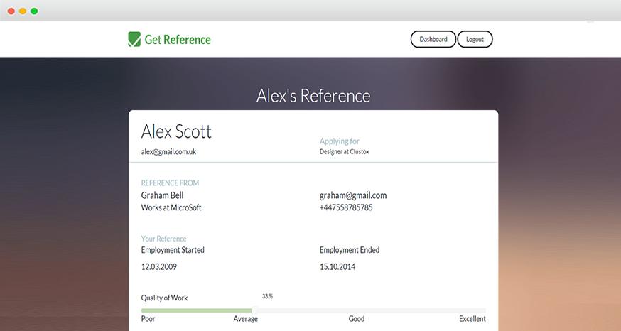 GetReference screenshot2
