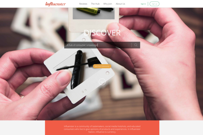 Lightning Pitch: Influenster – Social product discovery, reviews, and rewards