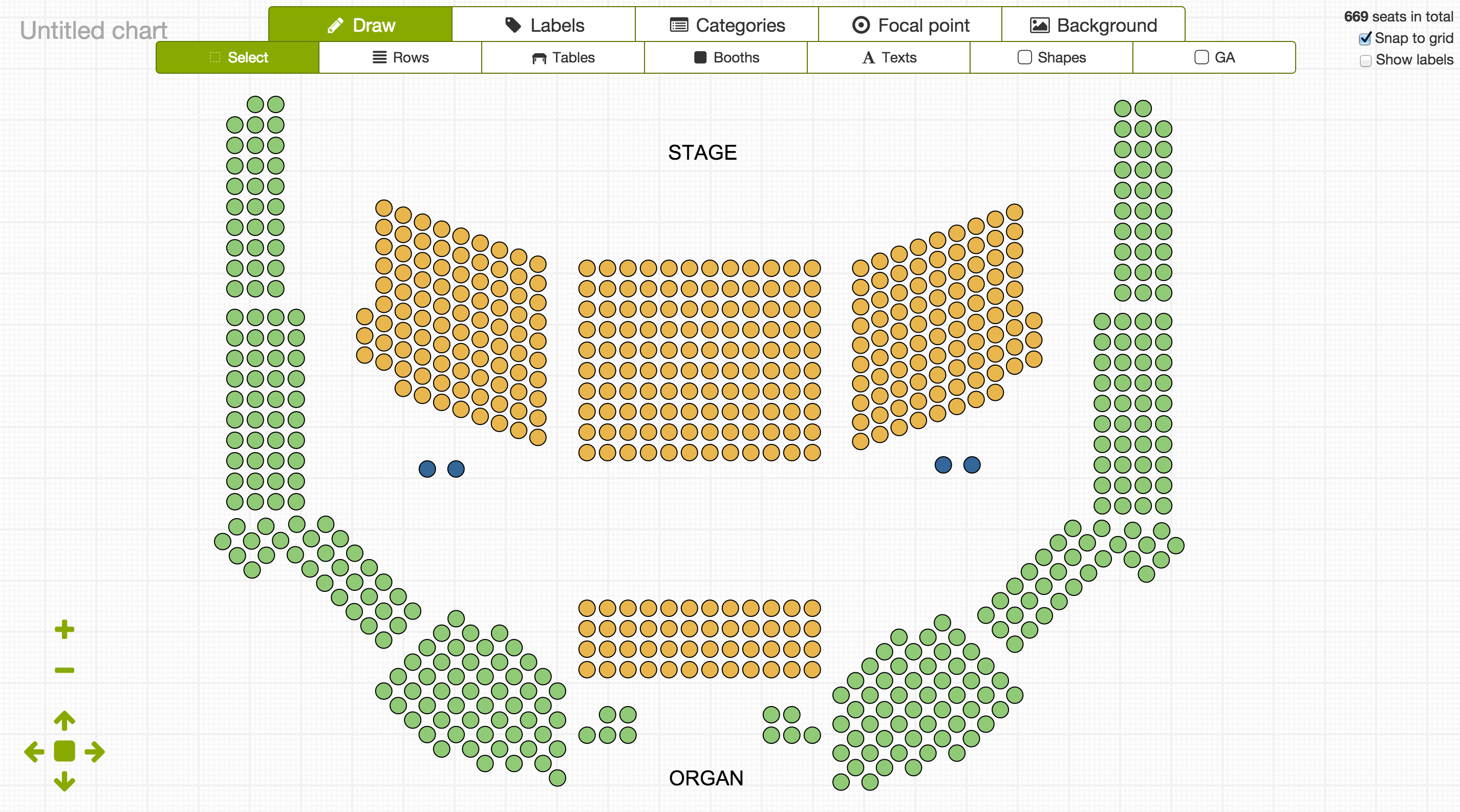 Seats.io screenshot2