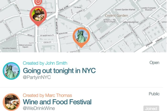 onLoop launches at SXSW with its subject-based take on social messaging