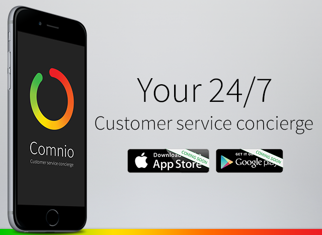Lightning Pitch: Comnio – 24/7 customer service concierge