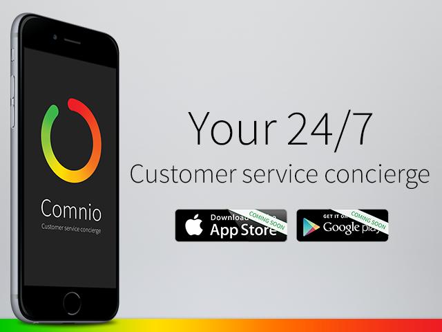Lightning Pitch: Comnio – 24/7 customer service concierge