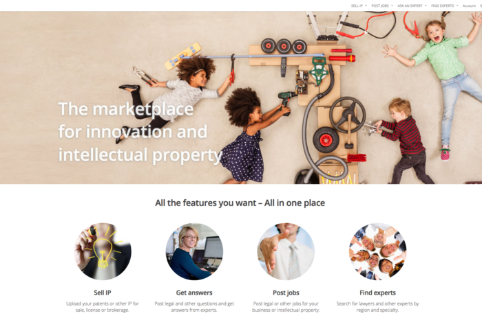 Lightning Pitch: IP Nexus – LinkedIn for innovation and intellectual property