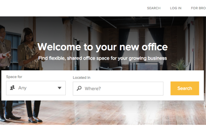 Lightning Pitch: PivotDesk – Office space that grows as you grow