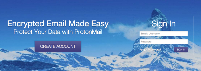 Geneva-based ProtonMail wants to bring end-to-end email security to the masses