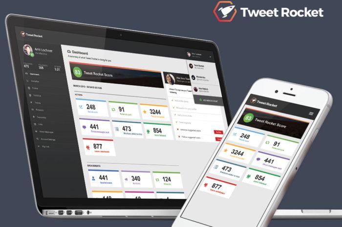 Lightning Pitch: Tweet Rocket – Twitter taken care of