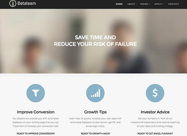Lightning Pitch: Betateam – Expert feedback for startups