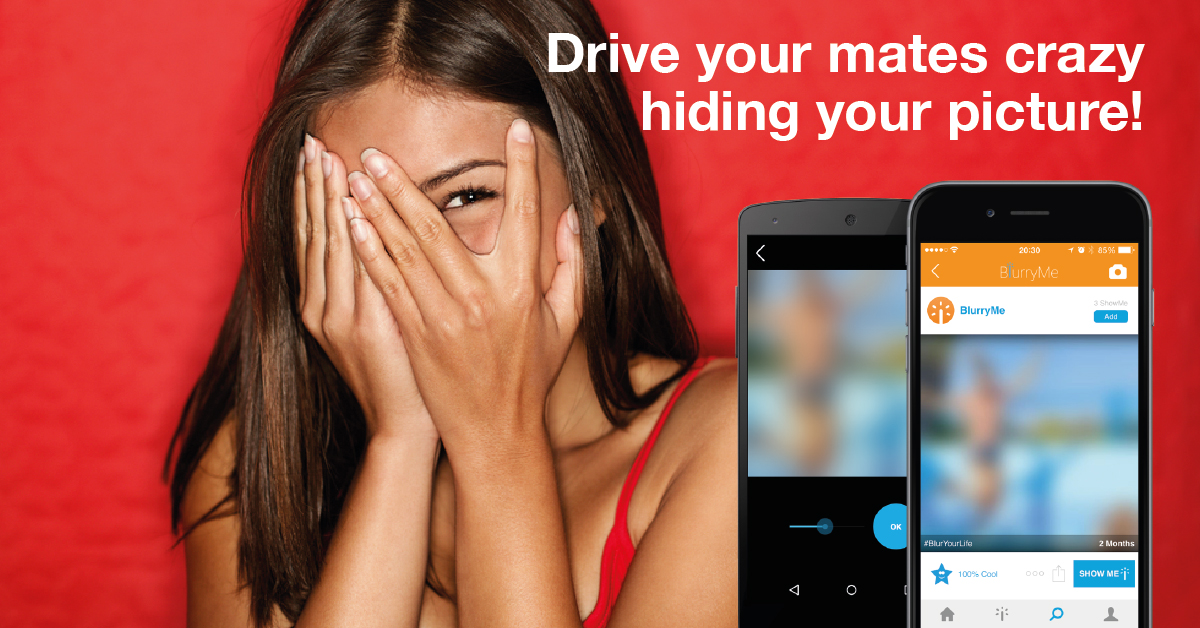 Lightning Pitch: BlurryMe – Drive your friends crazy with blurred photos
