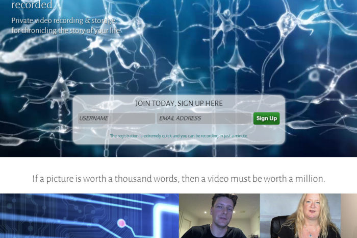 Lightning Pitch: Mindlogr – Vlogging for better well being