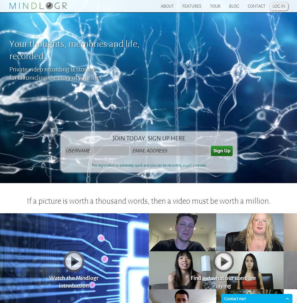Mindlogr screenshot2