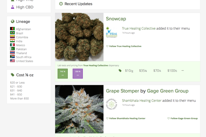 Lightning Pitch: Smoke Reports – Business growth tools for the cannabis industry