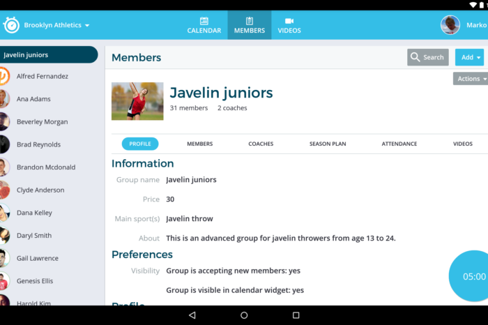 Sportlyzer helps grassroots sports clubs step up their game