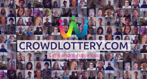 Startup CrowdLottery.com challenges the traditional lottery world with a 100 percent payout percentage