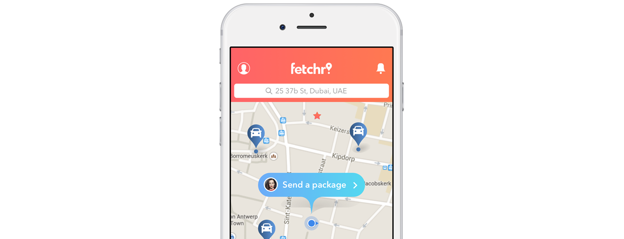 Fetchr share-your-location