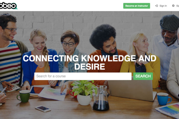Lightning Pitch: Blobeo – Connecting knowledge and desire