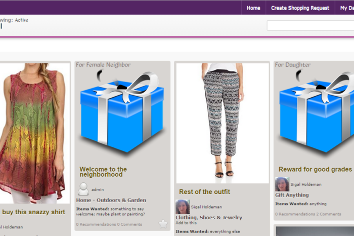 Featured Startup Pitch: Shopendation - Community shopping recommendations