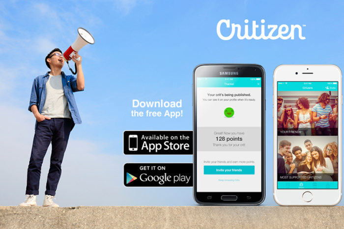 Featured Startup Pitch: Critizen – A platform for igniting lively conversations