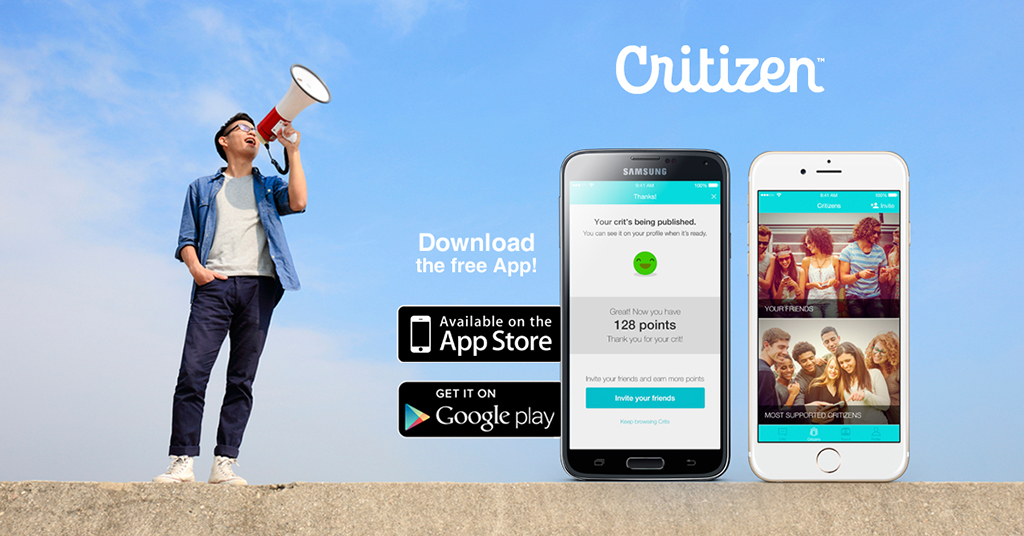 Critizen screen1