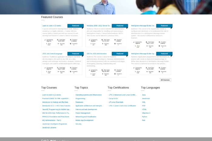 Lightning Pitch: DXpertise – IT courses marketplace