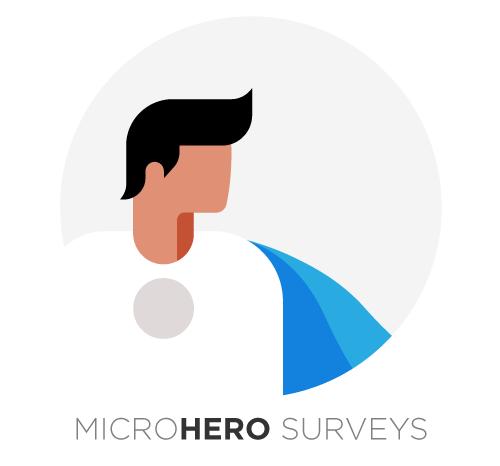 Video Pitch: MicroHero Surveys