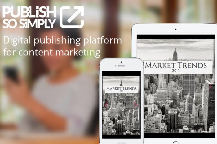 Featured Startup Pitch: PublishSoSimply – Content marketing publishing platform