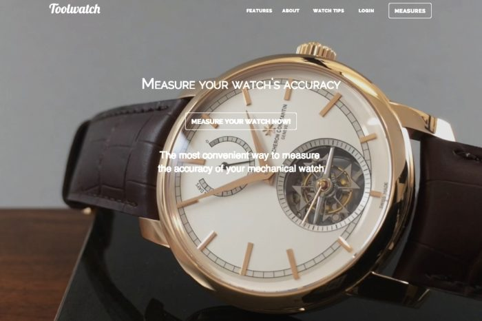 Featured Startup Pitch: Toolwatch – Tool for measuring the accuracy of mechanical watches