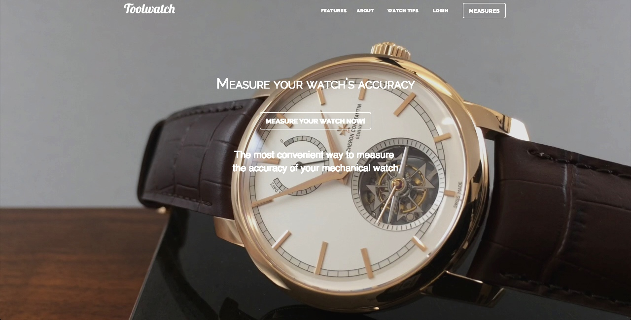 Toolwatch Home-Vacheron