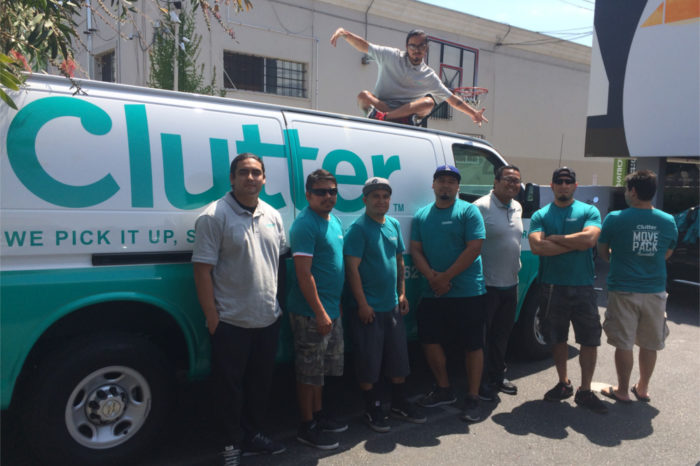 L.A.-based startup delivers New Yorkers a new form of self-storage