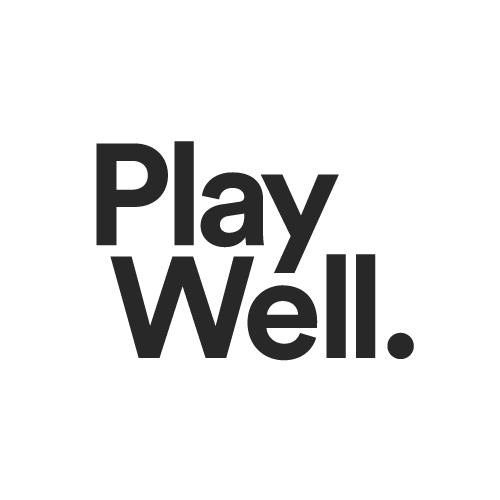 PlayWell logo