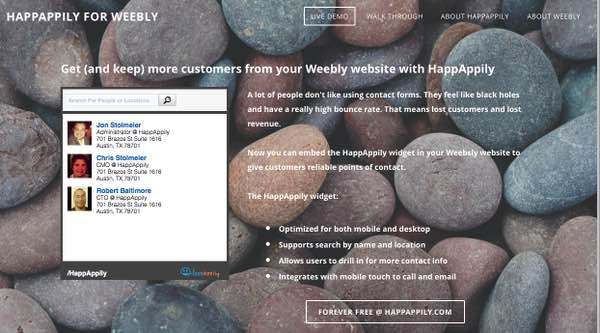 Featured Startup Pitch: HappAppily – Sales contacts made more personal and accessible