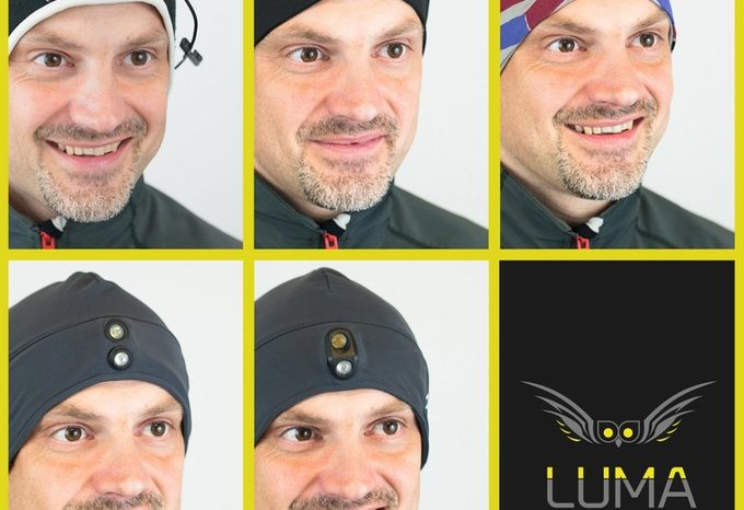 Featured Startup Pitch: LUMA ACTIVE – Lighting headgear for outdoor athletes