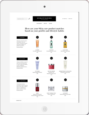 Featured Startup Pitch: My Beauty Matches - Personalized matches and competitive prices on beauty products