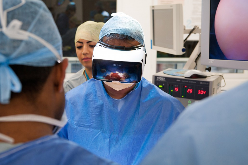 Surgical startup seeks funding to build virtual reality training library