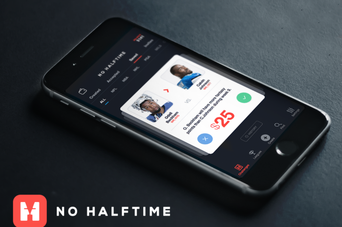 Video Pitch: No Halftime