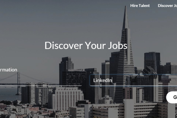 Don't bother to sign in: Job site knows you before you apply
