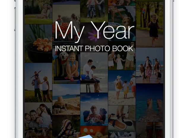 Create a year's worth of memories in under 60 seconds with the My Year app