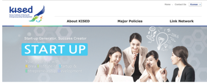 Korean government support for startups pays dividends