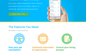 Featured Startup Pitch: Liveli – Organizes the entire recruitment process for SMBs