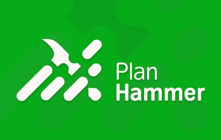 Video Pitch: PlanHammer