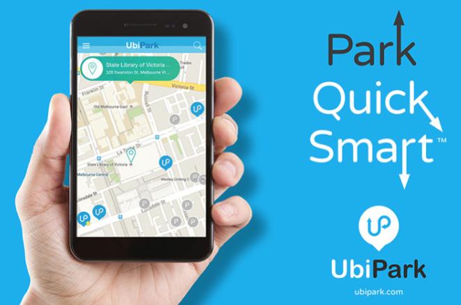 UbiPark's drive for innovation secures City of Melbourne business grant