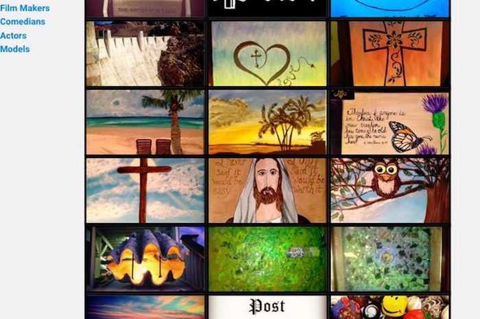 Featured Startup Pitch: The Artist Post - A social media platform for artists